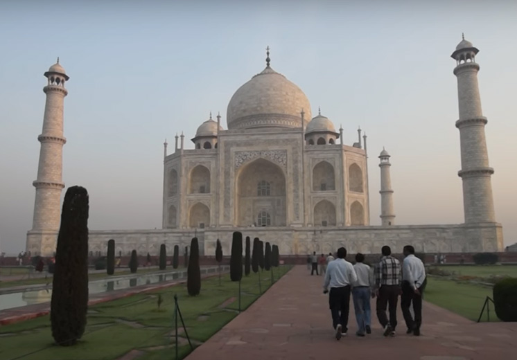 Taj Mahal Travel, Agra