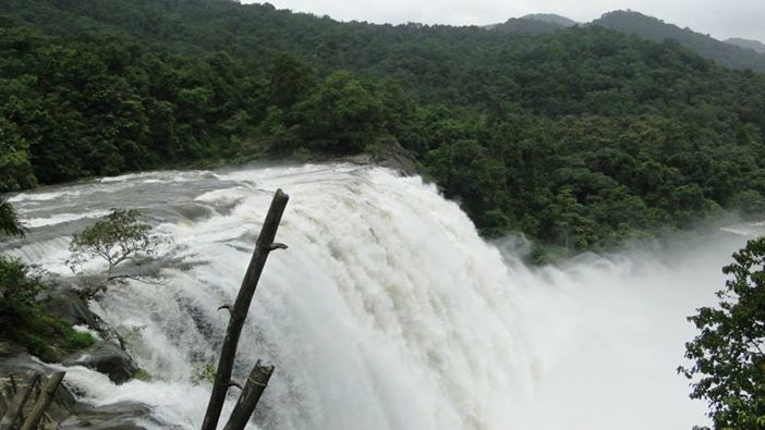 Athirapally Waterfalls, Thrissur, Kerala