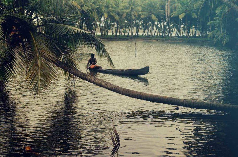 Padanna Backwaters Kasargod Kerala