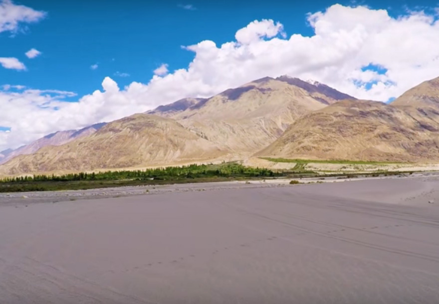 Nubra Valley Kashmir
